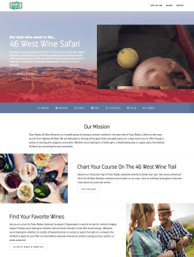46 West Wine - Statamic