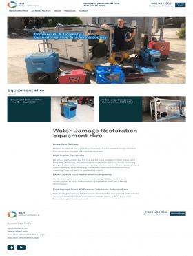 Dehumidifier Hire - Craft CMS